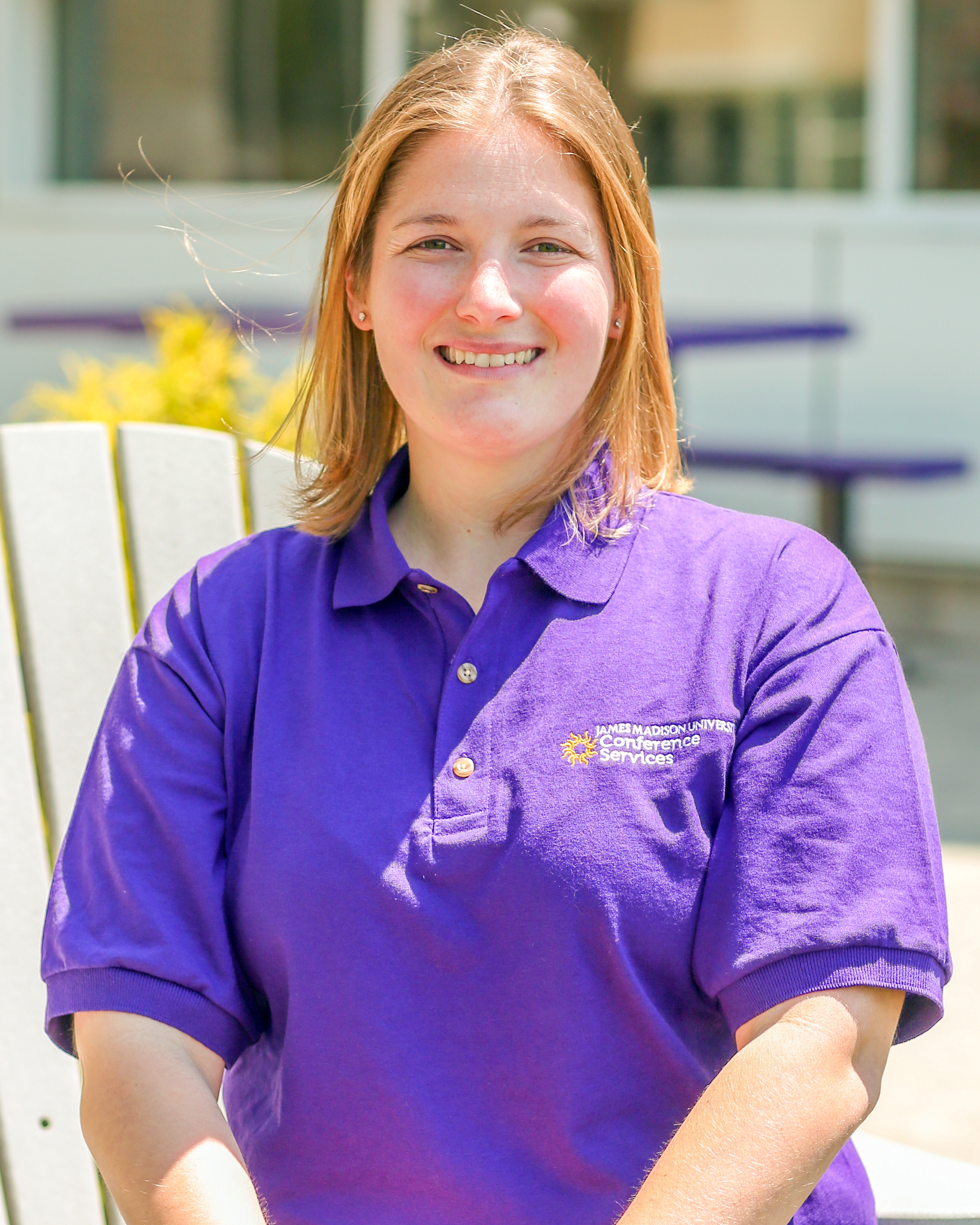 Photo of Brittany Rood, Summer Staff