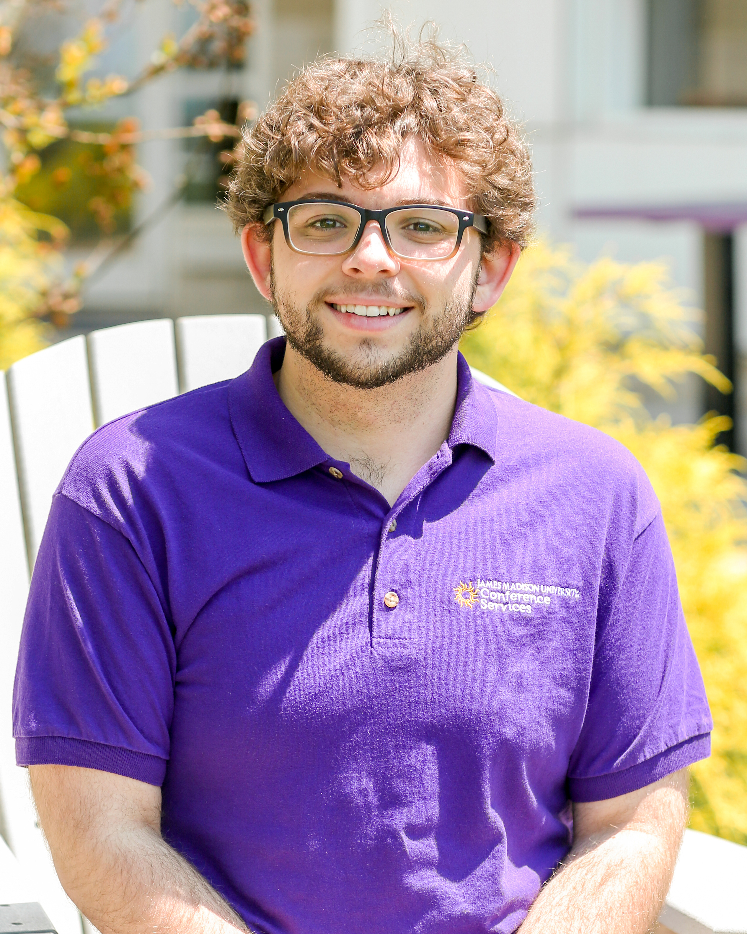 Photo of Colby Batkins, Summer Staff