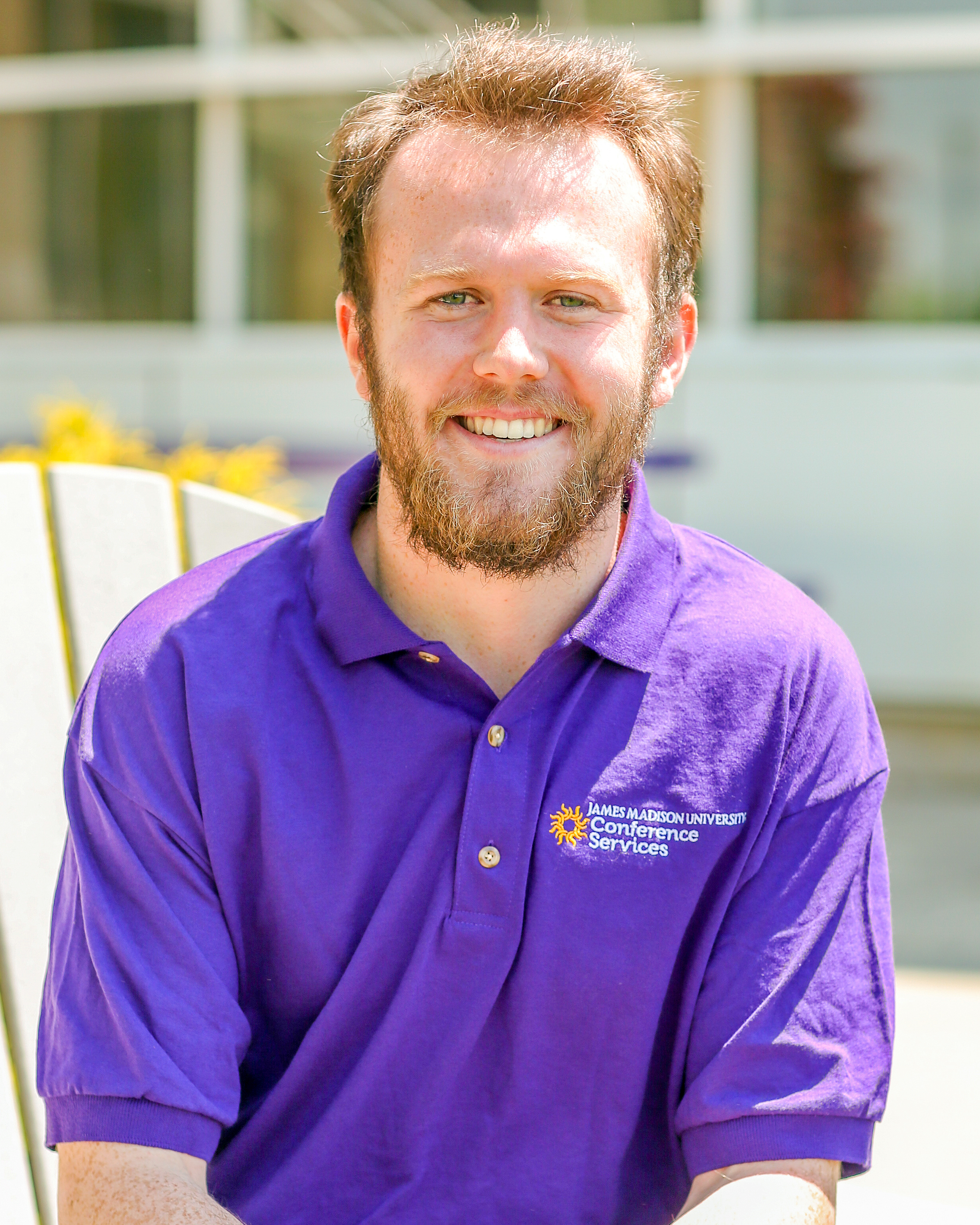 Photo of Kevin Dannaher, Summer Staff