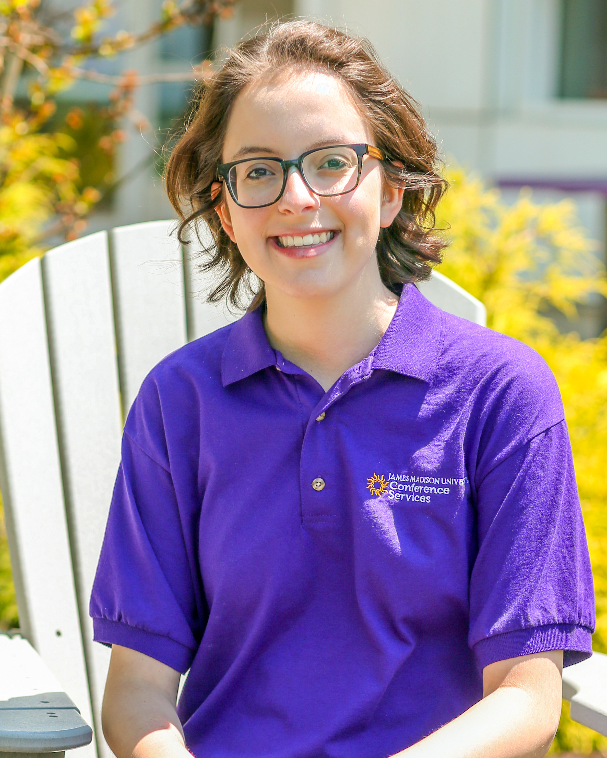 Photo of Sophie Margulies, Student Staff