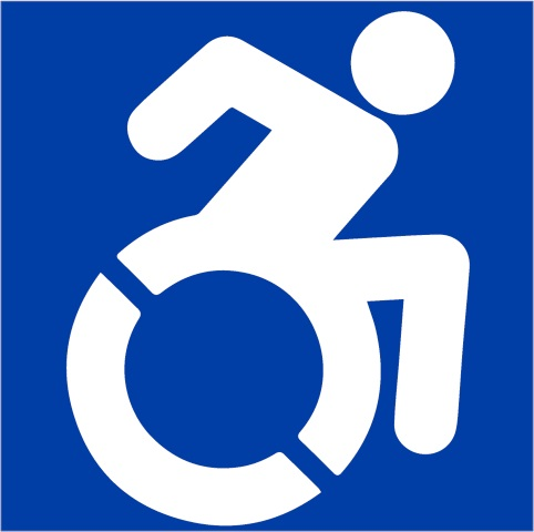 Image of Accessibility Symbol.