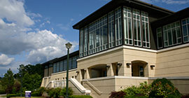 Image of JMU's University Recreation Center.