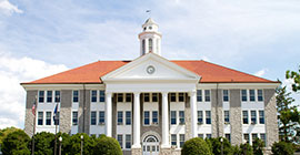 Image of JMU's Wilson Hall.