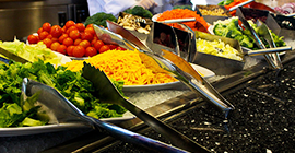 JMU Dining Services located in Festival