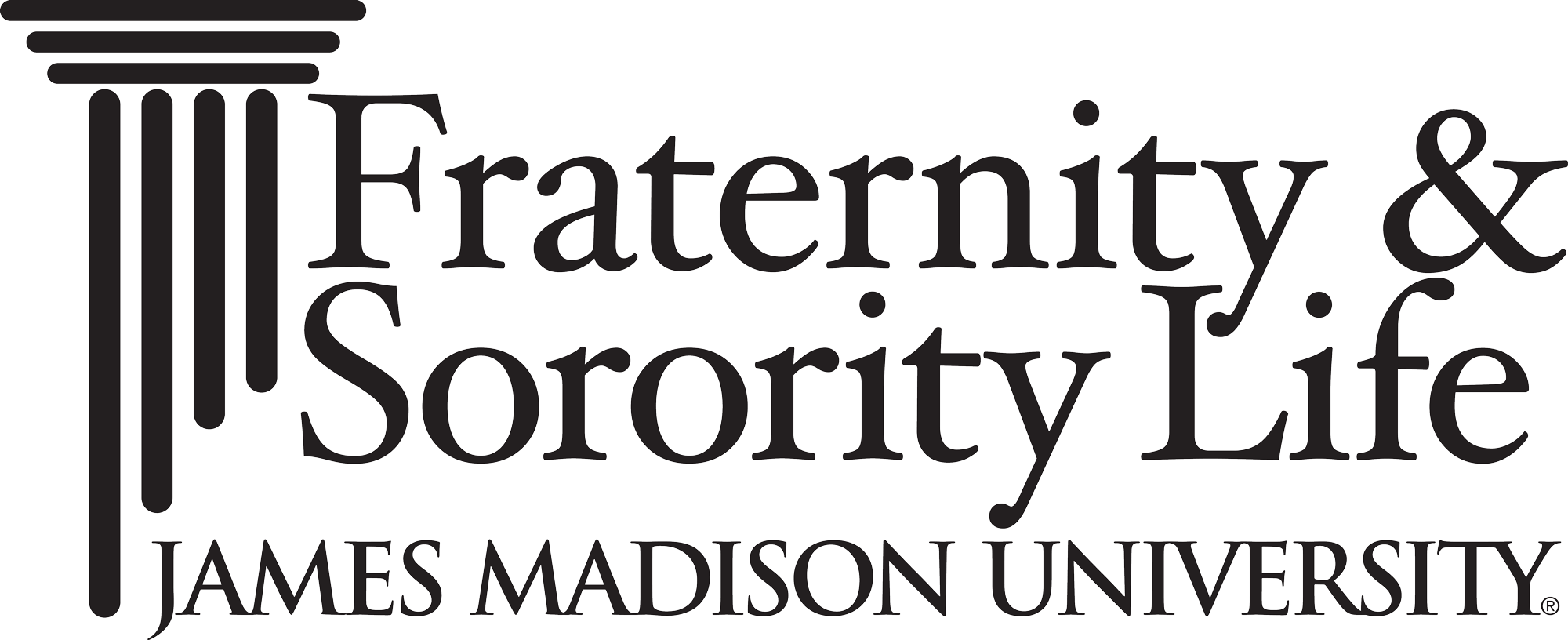 Image of the Fraternity and Sorority life logo