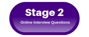 Image of PNG of button which says Stage 2: Online Interview Questions