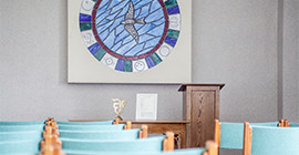 Image of the Interfaith Chapel