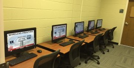 Madison Union Computer Lab