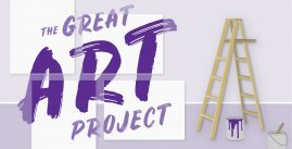 The Great Art Project Graphic