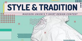 Style and tradition t-shirt contest web graphic
