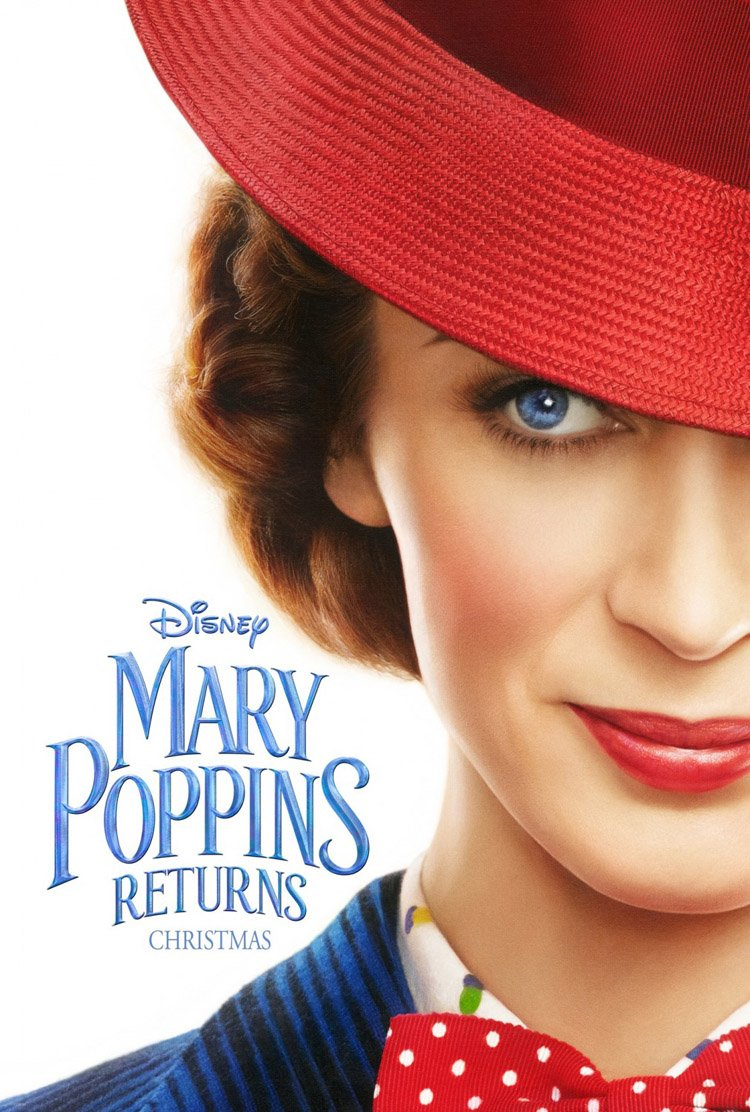 Photo of Mary Poppins Returns